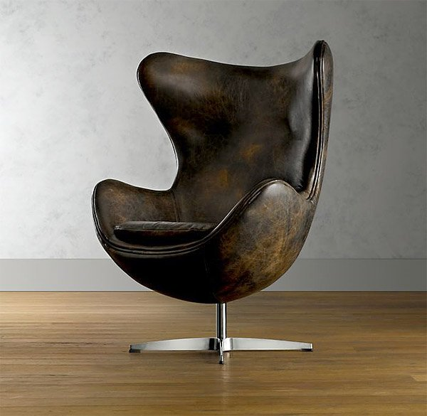 Leather Copenhagen Chair