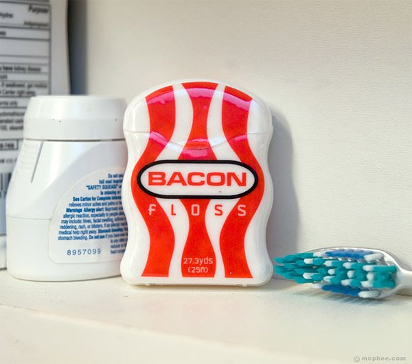 Bacon Floss