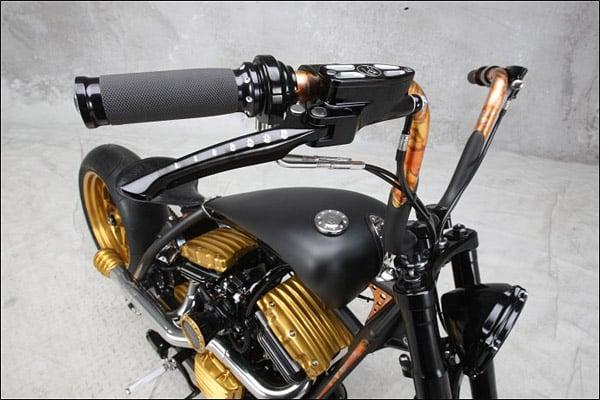 Black Beauty Motorcycle