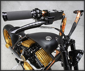 Black Beauty Motorcycle