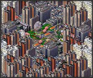 SimCity 3000 Maxed Out