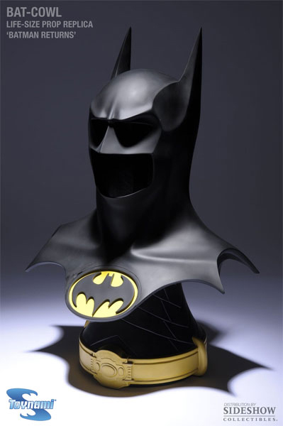 Bat-Cowl Prop Replica