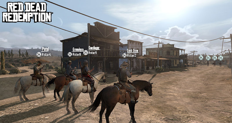 Free Roam: Red Dead Redemption