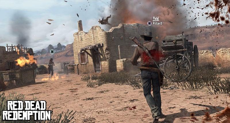 Free Roam: Red Dead Redemption