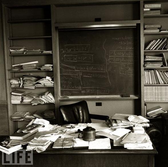 The Day Einstein Died