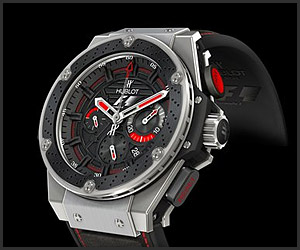 Hublot F1 King Power Watch