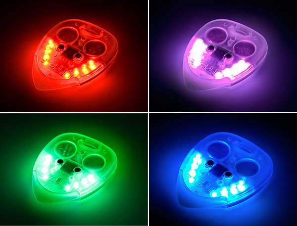 SCLW LED Guitar Picks