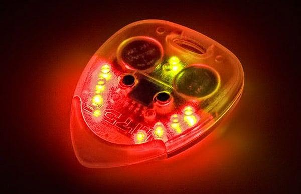 SCLW LED Guitar Picks
