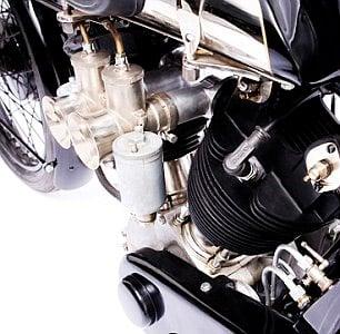 Brough Superior Motorcycle
