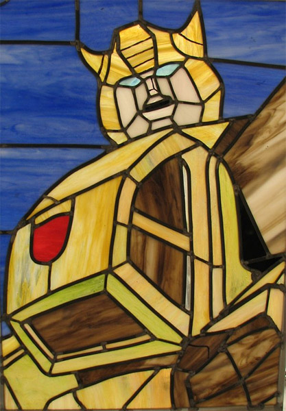 Stained Glass Transformers