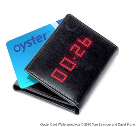 Concept: Oyster Card Wallet