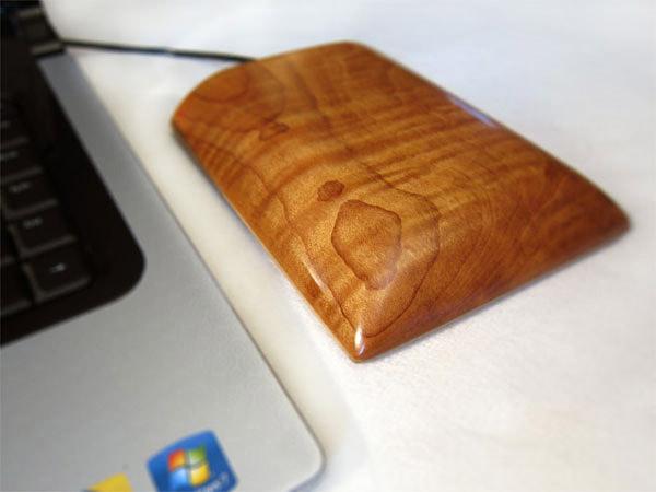 Wooden External Hard Drive