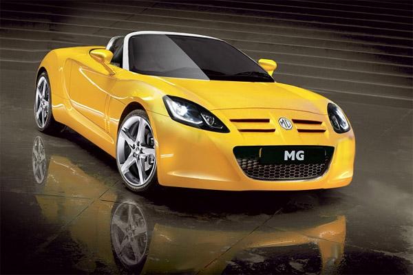 2014 MG TF Concept