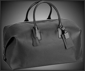 Dunhill Chassis Holdall Bag