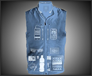 ScotteVest Travel Vest