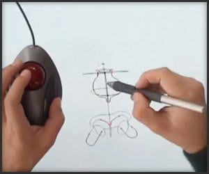 Rhonda: 3D Drawing Tool