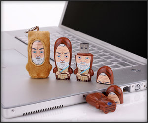 Star Wars Series 5 USB Drives