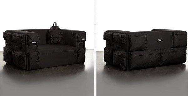 Quinze & Milan-Eastpak Seating