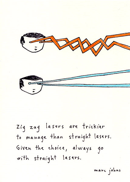 The Art of Marc Johns