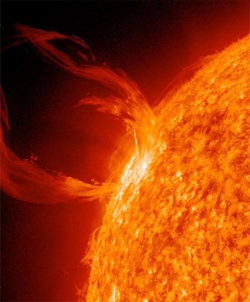 NASA SDO Solar Pics