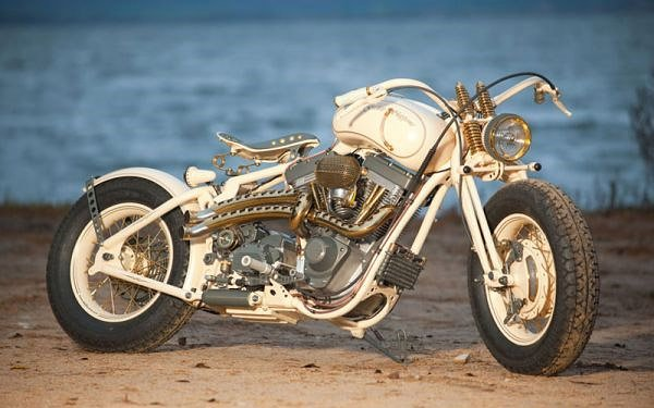 Gustav Skippone Custom Bike