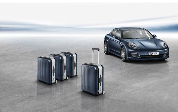 Porsche Travel Collection