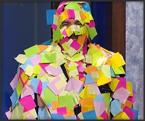 Happy Birthday, Post-it