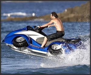 Quadski Amphibious Vehicle