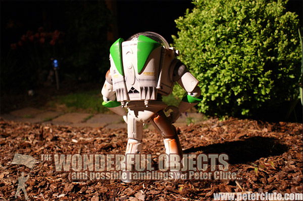 Buzz Lightyear x Terminator