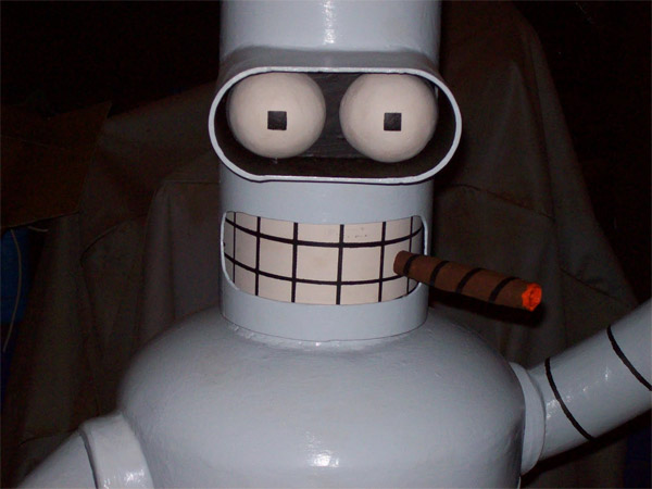 Full Size Bender Replica