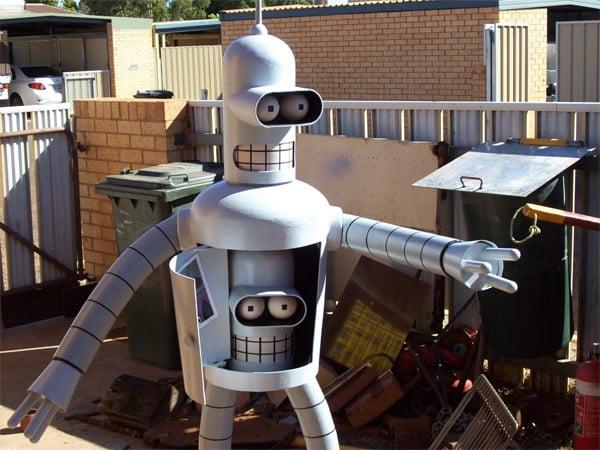 Full Size Bender Replica