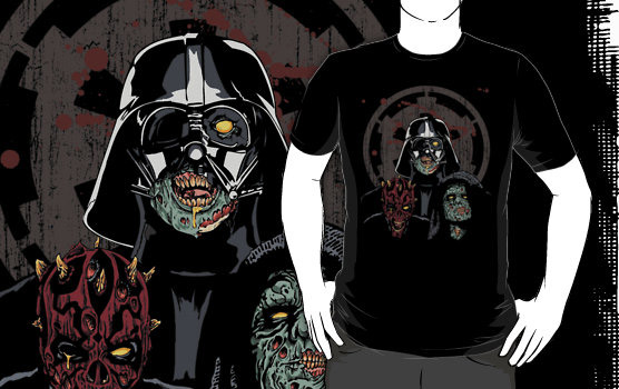 Imperial Undead T-Shirt