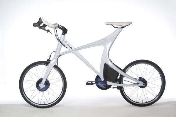 Lexus Hybrid Concept Bicycle