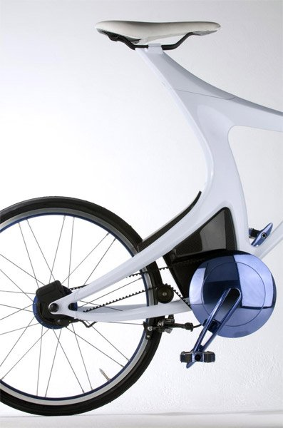Lexus Hybrid Concept Bicycle