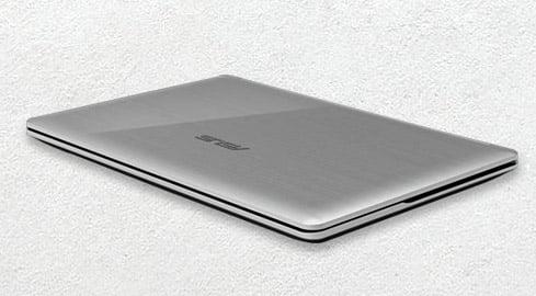 Asus Aluminum Eee PC 1218