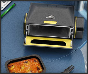 Brainwave Desktop Microwave