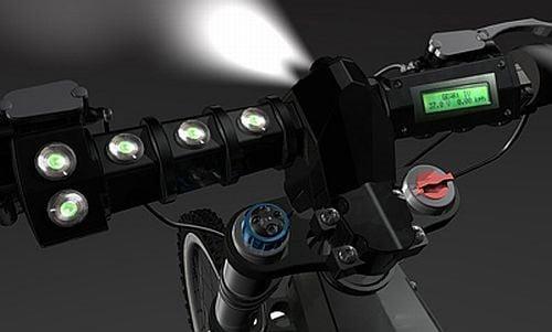 M55 Luxury Electric Bike