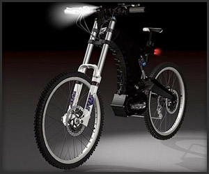 M55 Luxury Electric Bike