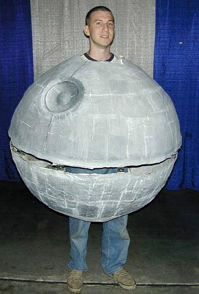 Catastrophic Star Wars Costumes