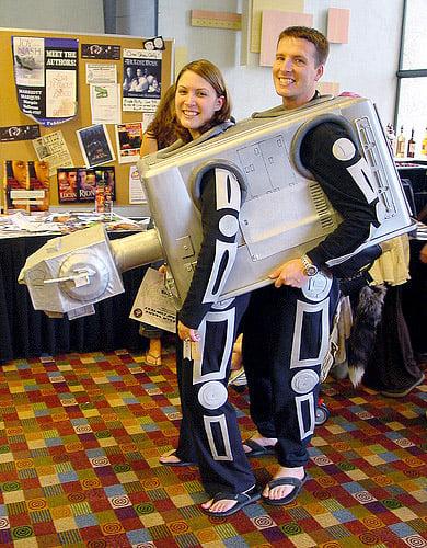 Catastrophic Star Wars Costumes