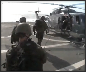 Dutch Marines vs. Somali Pirates