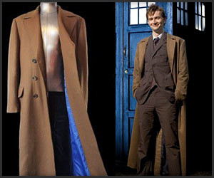 Doctor Who Trenchcoat