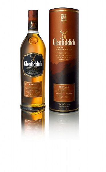 "Glenfiddich ""Rich Oak"" 14 Year"