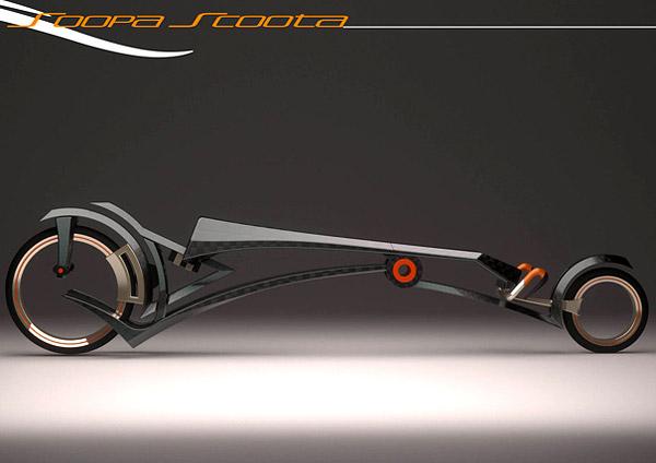 Soopa Scoota Concept