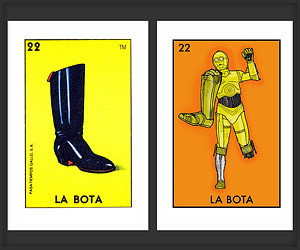 Star Wars Lotería Tribute