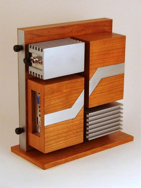 Level Eleven Wooden PC