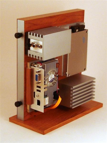 Level Eleven Wooden Pc The Awesomer