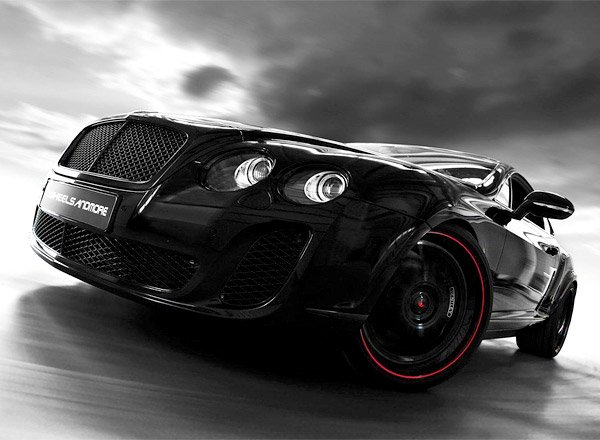 Bentley Continental Ultrasports