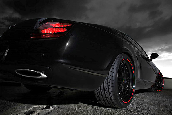 Bentley Continental Ultrasports