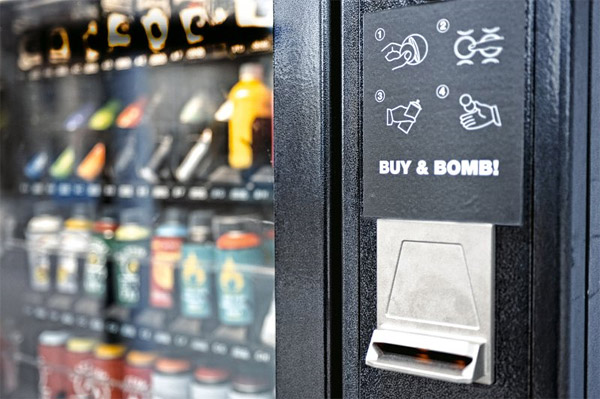 Graffomat Vending Machine